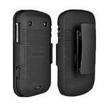 Rosario Holster Funda Clip P/ Blackberry 9930 9900 Pure-gear