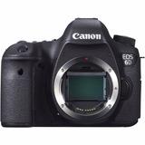 Câmera Canon Eos 6d Corpo Wifi Full Frame C/ Recibo