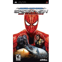 Patch - Spider-man Web Of Shadows- (psp E Ps Vita) E Pc