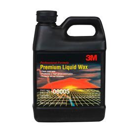 3m Cera Líquida Premium 946 Ml Automotriz 06005