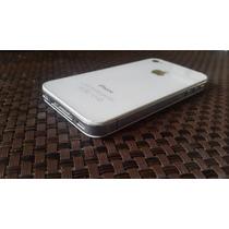 Iphone 4s De 16 Gb Iusacell Color Blanco Excelente Estado