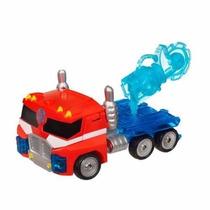 Playskool Transformers Rescue Bot Optimus Prime Hasbro