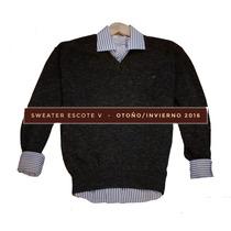 Sweater Pullover Hombre Símil Bremer Otoño Invierno 2017