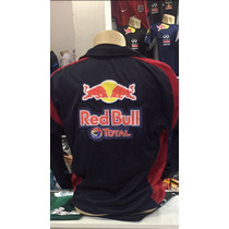 Linda Jaqueta Red Bull Racing 2017