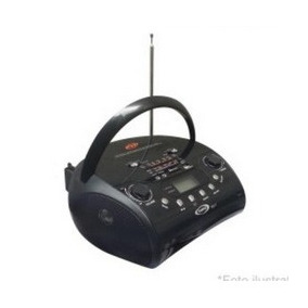 Reproductor Usb / Sd / Mp3 Radio Am/fm Ent Aux. Celular - Pc