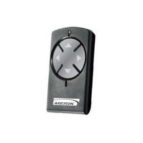Control Merik Power 200 Y 230 Puertas Automáticas 4 Canales