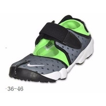 Nike Rift Pezunias Dedo Partido Nuevas C/caja Liquidacion!!