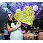 Piñata Corazón Para Cintas, Casamientos, Quince Años, Bodas