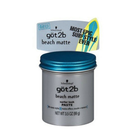 Pasta Modeladora Beach Matte -göt2b / Schwarzkopf - 99g