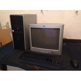 Computadora Pc Hp Compaq Dc 7800 -12 Ctas S/interes Gtía12m