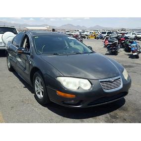 Chrysler 300m 1998-2004 Tablero Sin Accesorios