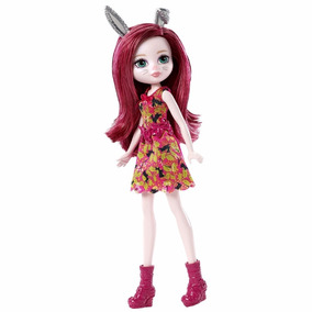 Ever After High Dragon Games Fadas Da Floresta - Harelow