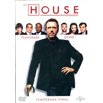 Boxset Dvd Dr House Temporada 8 Final ( 2012 ) - David Shore