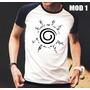 Camisa/camiseta Raglan Anime Naruto Shippuden Pronta Entrega