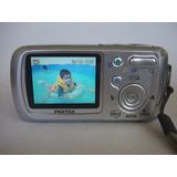Camara Digital Pentax Optio Wpi 6 Mega Pixeles Contra Agua