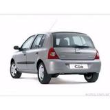 Vidrio Luneta Trasera Renault Clio 2 Original