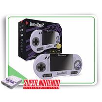 Snes Console Portátil Supaboy S