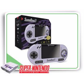 Snes Console Portátil Supaboy S Novo Modelo