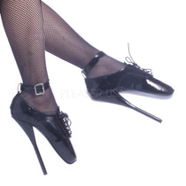 Zapatillas Fetish Tipo Oxford De Bailarina De Ballet-20