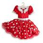 Fantasia Minnie Vestido Vermelho Disney Store Original 5 6