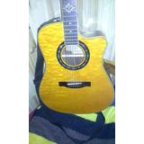 Fender Electro Acústica, Cuerdas De Acero.