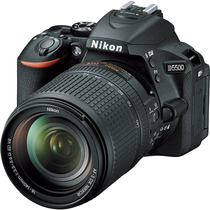 Camara Nikon D5500 Kit 18-55 Mm Wifi Reflex Full Hd Garantía