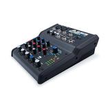 Mezcladora Alesis Multimix 4 Usb Fx | 4 Canales Con Efectos