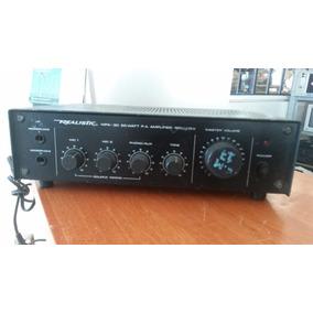Amplificador Realistic Mpa-30