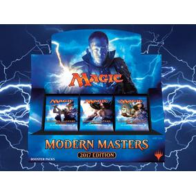 Modern Masters 2017 Booster Box Selada Em Inglês