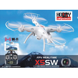 Drone Syma X5sw Fpv (ves Lo Que Filmas En Vivo) Oferta!!!!