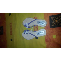 Rasteirinhas Ananda Shoes Cores Roxa E Rosa -tamanho 35 E 37