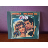 Cd Soundtrack Grease - 1996 Pelicula Vaselina