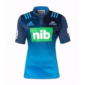 Camiseta Auckland Blues Super Rugby