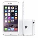 Iphone 6 64gb 4g Original +garantia+nf+película D Vidro+capa