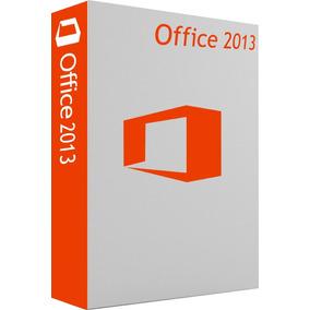 Chave De Ativação Do Produto Office Pro Plus 2013 Original