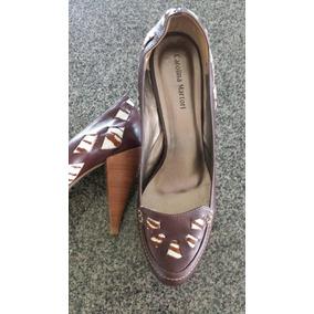 Sapato Carolina Martori