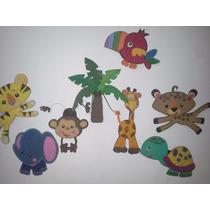 Figuras De Animales En Foami - Decoracion De Fiestas O Habit