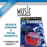 Revista Aprende A Tocar Trompeta - Bm Music Boulogne -