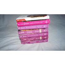 10 Livros Romances Harlequin Jessica