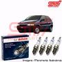 Jogo Vela Bosch Sp07 Palio 1.0 8v Gasolina Gás Gnv 61cv 99-0