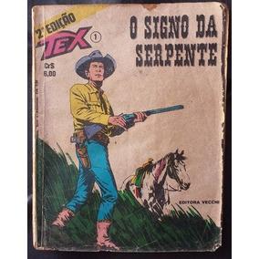 Revista - Tex N°1 2 Edição
