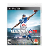 Ps3 Madden Nfl 16 Sony Store
