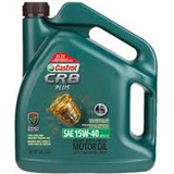 Aceite Mineral Crb Castrol 15w40 Diesel 1 Galón C/obsequio