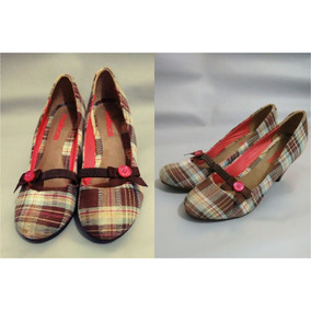 Sapato Feminino, Sapato Moleca, Nº 35