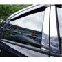Mitsubishi L200 2005-2013 Pilares Cromados