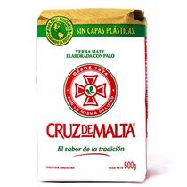 Erva-mate Argentina Cruz De Malta 500g