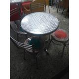 Juego De Mesa Para Cafeterías, Bar, Restaurantes, Balcones