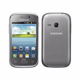 Samsung Galaxy Young Duos S6313 Tv Digital Original Prata