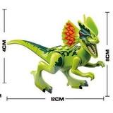 Lego 8 Dinosaurios De Jurassic World Compatibles Con Lego