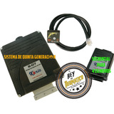 Gnc - Gnv Sistema 5ta Generación Secuencial 4 Cilindros Gas.